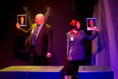 THE X FILES: THE SPOOF IS OUT THERE
